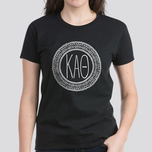 Kappa Alpha Theta Medallio Women's Classic T-Shirt