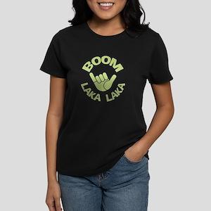 Boom Shaka Wave Women's Classic T-Shirt