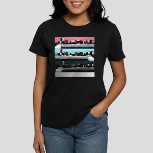 daily-drifter copy Women's Dark T-Shirt