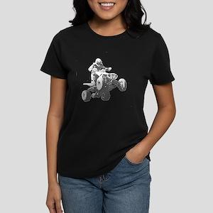 ATV Racing Women's Dark T-Shirt