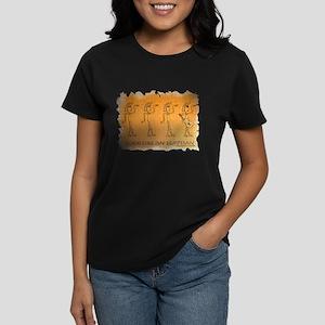 Rockin Egyptian Women's Dark T-Shirt