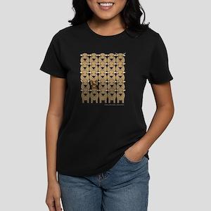 ACD and Cattle Women's Dark T-Shirt