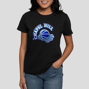Chapel Hill Basketball Women's Dark T-Shirt