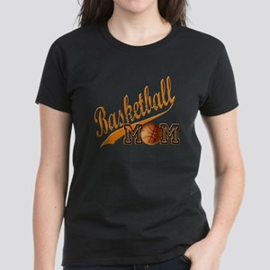 Basketball Mom Women's Dark T-Shirt