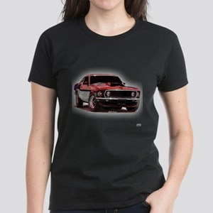 Mustang 1969 Women's Dark T-Shirt