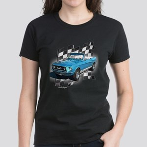 Mustang 1967 Women's Dark T-Shirt