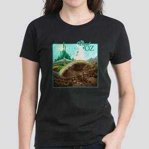 wizofoz Women's Dark T-Shirt