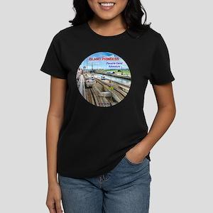 Island Princess - Women's Dark T-Shirt