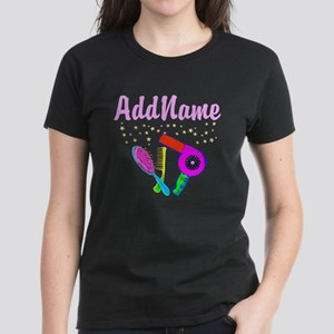 AMAZING STYLIST Women's Dark T-Shirt
