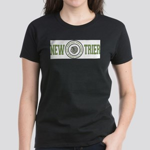 New Trier East Indian head/circle T-Shirt