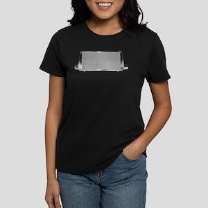 blank-intercooler Women's Dark T-Shirt