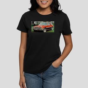 AMC Pacer Wagon Women's Dark T-Shirt