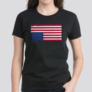 Inverted American Flag (Distress Signal) Women's D