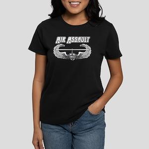 Army Air Assault Women's Dark T-Shirt