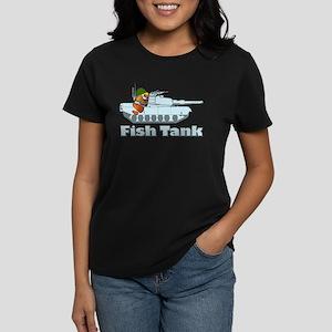 Fish Tank Women's Dark T-Shirt