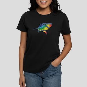 great white rainbow shark T-Shirt