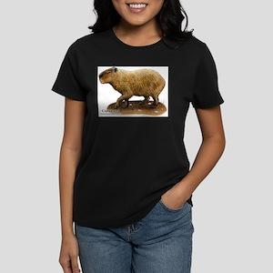 Capybara Women's Dark T-Shirt