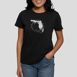 Bike Florida Women's Dark T-Shirt