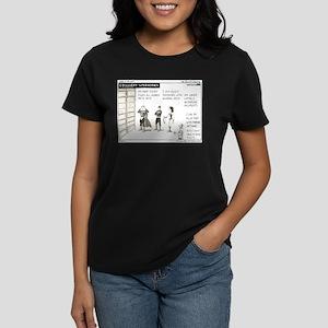 e-Discovery Superheroes Women's Dark T-Shirt