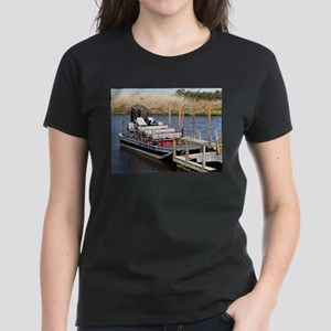 Florida swamp airboat T-Shirt