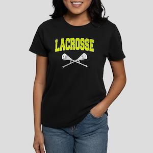 Lacrosse Women's Dark T-Shirt