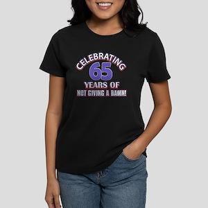 65th birthday design T-Shirt