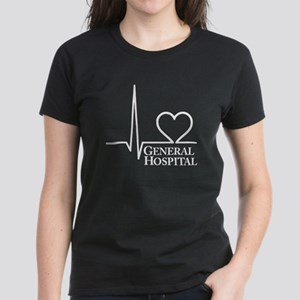 I Love General Hospital Women's Dark T-Shirt