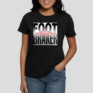 Footbraker: Thinkin' Outside Ash Grey T-Shirt