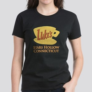 Luke's Diner Stars Hollow Gilmore Girls Women's Da
