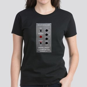 DieselDucy Elevator Button T-Shirt