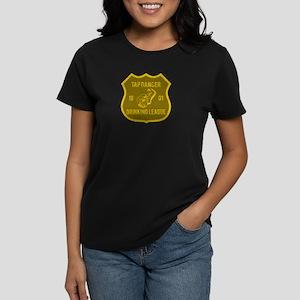 Tap Dancer Drinking League Women's Dark T-Shirt