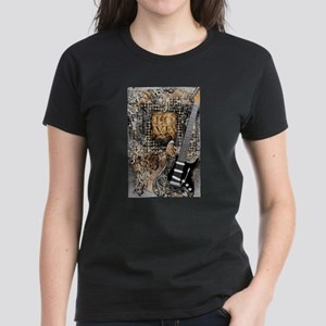 Guitar Love Guitarist Music Design T-Shirt