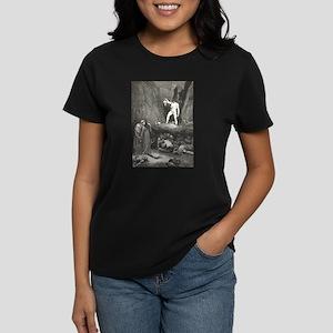 Bertran de Born Women's Dark T-Shirt