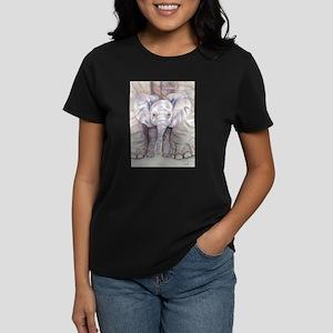 Comfort Zone Women's Dark T-Shirt