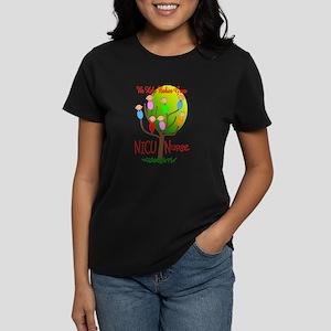 NICU Nurse Women's Dark T-Shirt