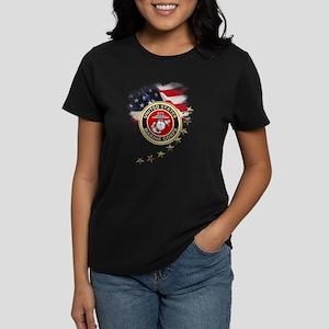 USMC: Women's Dark T-Shirt