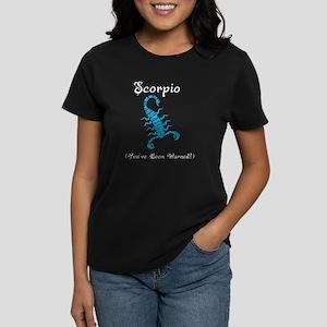 Scorpio - You've Been Warned! T-Shirt