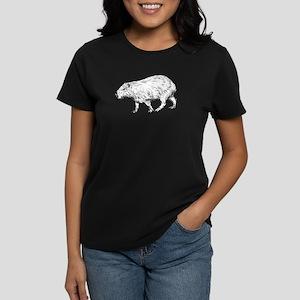 Capybara Watercolor Shirt T-Shirt