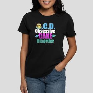 Cute Cake Women's Dark T-Shirt