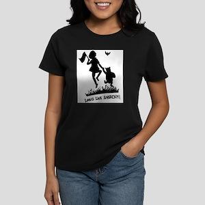 Long Live Anarchy Ash Grey T-Shirt