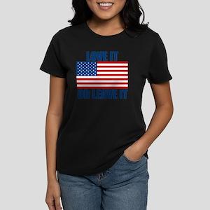 LOVEIT Women's Dark T-Shirt