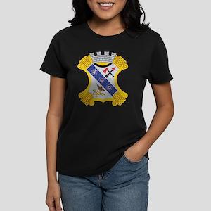 DUI - 8TH INFANTRY REGIMENT Women's Dark T-Shirt