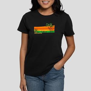 Alicante, Spain Women's Dark T-Shirt