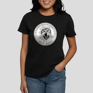 Army-172nd-Stryker-Bde-Arctic Women's Dark T-Shirt