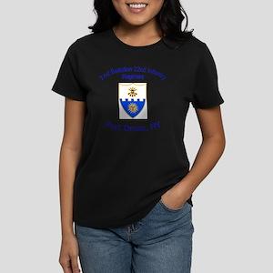 2nd Bn 22nd  inf Women's Dark T-Shirt