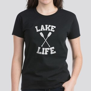 Lake life Women's Dark T-Shirt