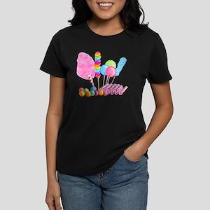 Candy Circus Women's Dark T-Shirt