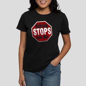Good-Logo-StopSign Women's Dark T-Shirt