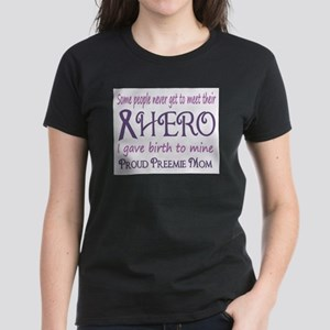 Preemie Mom T-Shirt