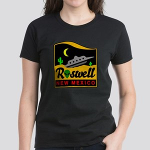 Roswell New Mexico Women's Dark T-Shirt
